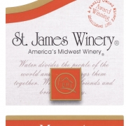 St. James Winery Moscato Wine