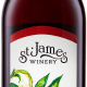Raspberry Wine - Fruit Wines - St. James Winery