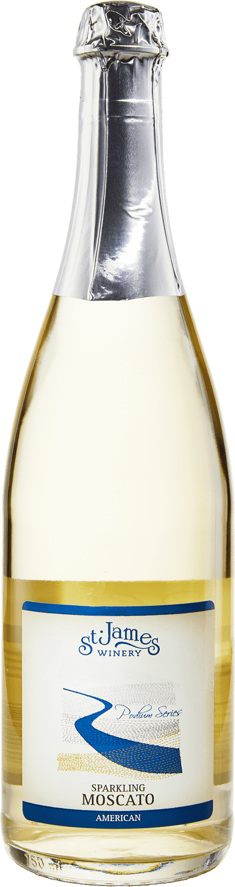 Sparkling Moscato - Podium Series - St. James Winery