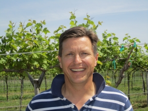 Andrew Meggitt, Executive Winemaker at St. James Winery, has had exceptional year in wine competitions.