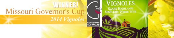 St  James Winery Awarded 2016 Governor's Cup for Second Consecutive