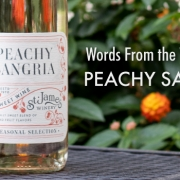 St. James Winery Peachy Sangria