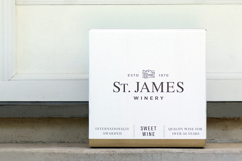 Wine Shipped to Your Doorstep